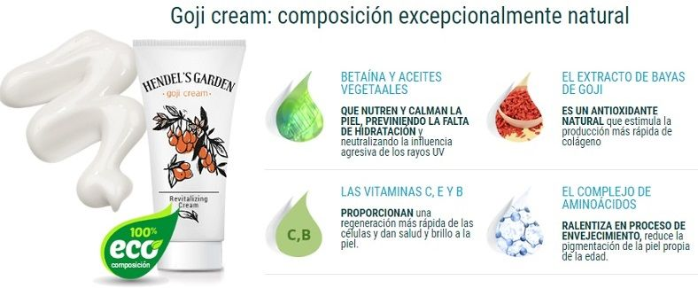 comprar goji cream en chile